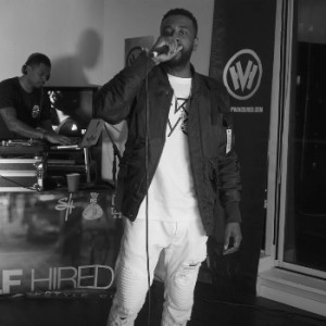 Tre Nyce- Superstarr Pt Zero Freestyle   Live Session