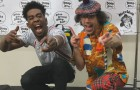 Nardwuar vs Desiigner At SXSW 2017