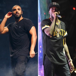 Drake Diss Meek Mill Again On Free Smoke