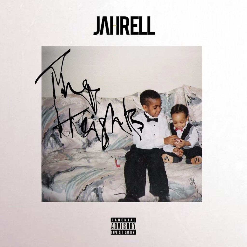 Jahrell- The Heights EP