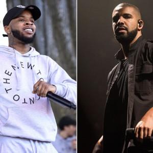 Drake Gets At Tory Lanez