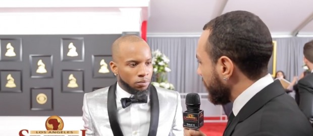 Tory Lanez At The Grammys