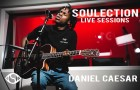 Live Sessions: Daniel Caesar Performs 'Get You' & 'Japanese Denim'