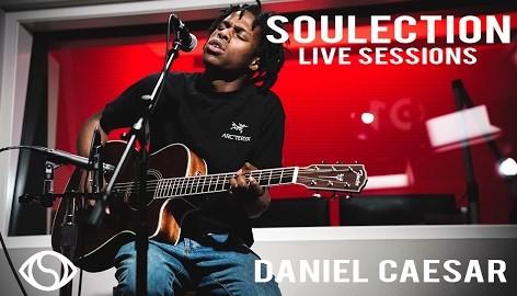 Live Sessions: Daniel Caesar
