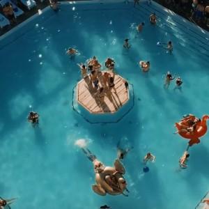 Cabana Pool Bar Featuring Tiesto