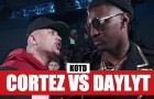 KOTD – Rap Battle – Cortez vs Daylyt