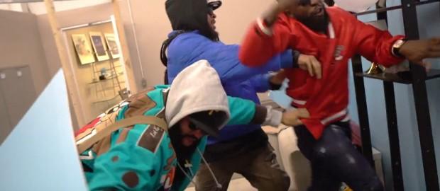 T-DOT Goon Scrap DVD 2 (Ft Drake)