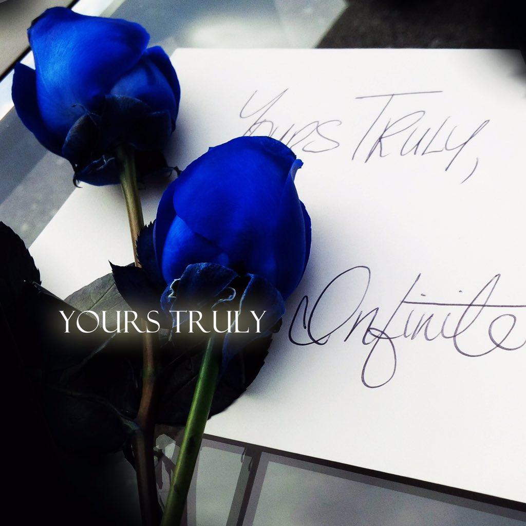 Infinite- Yours Truly