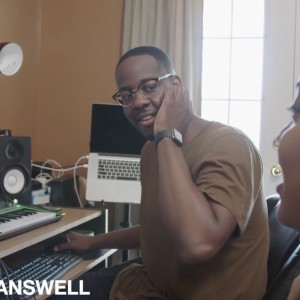 Jordan Manswell Gives Himself A 10 Minute Time Limit To Make His Beats