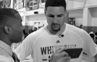 Cabbie Presents There's Still A Kid In All Of Us With Klay Thompson