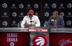 Raptors Press Conference: Serge Ibaka – July 7, 2017