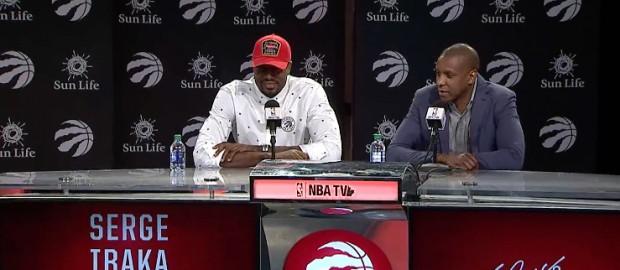 Raptors Press Conference: Serge Ibaka July 7, 2017