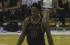 DeMar DeRozan Throws Ball At Ref & Walks Out Upset At The Drew League