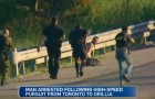 Real Life GTA: Shooting Suspect Leads Police On Highway Chase