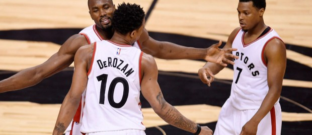 Kyle Lowry, Serge Ibaka Staying In Toronto