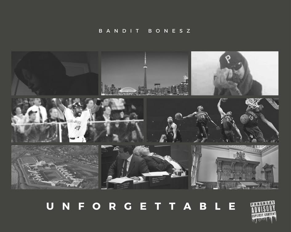 Bandit Bonesz- Unforgettable