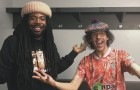 Nardwuar vs D.R.A.M Out In Vancouver