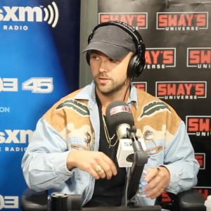 SonReal 5 Fingers Of Death Freestyle On Sway In The Morning