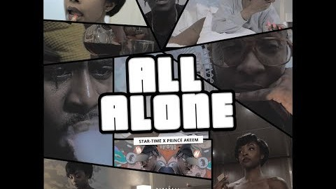 Star-Time & Prince Akeem- Alone Alone