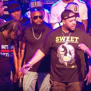 UrlTV/Smack: Rap Battle – Charlie Clips x Goodz vs Arsonal x Shotgun Suge