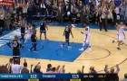 Andrew Wiggins Game Winner Timberwolves vs Thunder October 22 2017