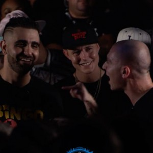 KOTD: Rap Battle – Oxxxymiron (RU) vs Dizaster (US)