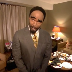Stephen A. Smith Takes On Twin Brother Cleveland A. Smith (Jamie Foxx)