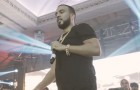 "French Montana Performs ""Unforgettable"" In Toronto"