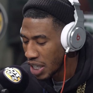 Iman Shumpert Freesyles On Flex