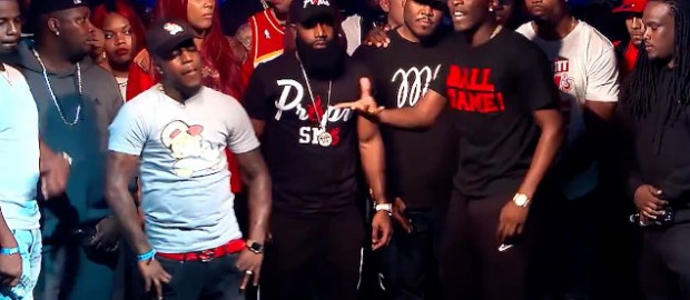 UrlTV/Smack: Rap Battle – Hitman Holla vs K-Shine