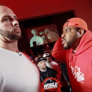 KOTD: Rap Battle- Pat Stay vs Charlie Clips
