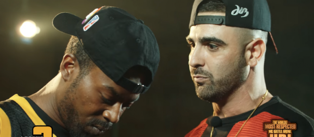 UrlTV/Smack: Rap Battle – Tay Roc vs Dizaster