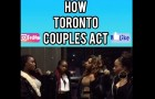 How Toronto Couples Act