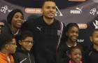 Andre De Grasse Holiday Classic Basketball Tournament