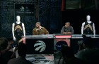 Welcome Toronto Press Conference: Drake x Masai Ujiri