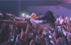 Jessie Reyez Crowd Surfs During NYC Show