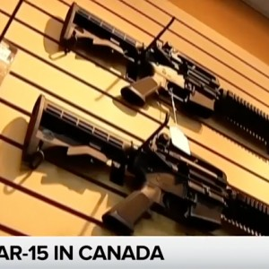 AR-15 Rifle Can Be Bought Legally In Canada