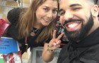 WOW!! Drake Drops Thousands Buying Groceries For Strangers In Miami
