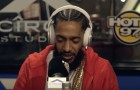 Nipsey Hussle Freestyle On Flex