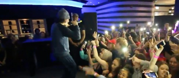 Casper TNG- Freeze Live At Late Club Niagara Falls