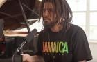 J. Cole x Angie Martinez Interview