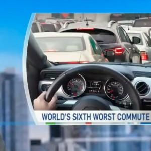 Toronto commuting