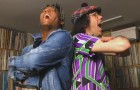 Nardwuar Takes Juice WRLD Back To His Childhood At Neptoon Records