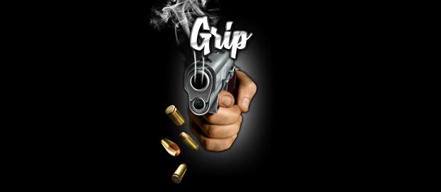 Julian Broderick- Grip