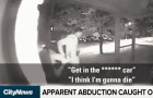 Homeowner Shares Video Of Abduction With Police