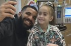 Drake Makes Dream Come True For 11 Year Old Girl Awaiting Transplant At Chicago Hospital