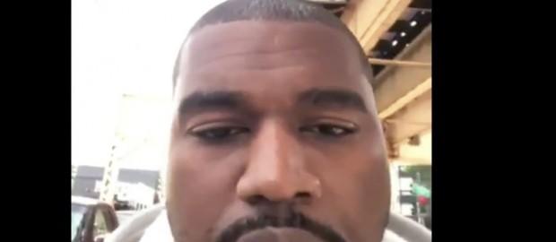 Kanye West Addresses Rumours Of Drake Smashing Kim Kardashian
