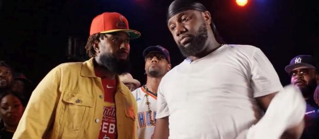 RBE: Rap Battle- Murda Mook vs Aye Verb