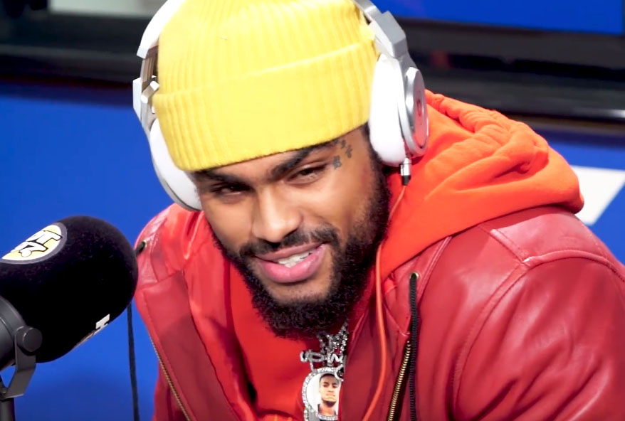 7e59a7c3 Styles P x Dave East Freestyle On Flex