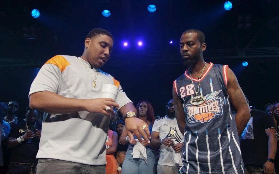 UrlTV/Smack: Rap Battle – Tay Roc vs Goodz